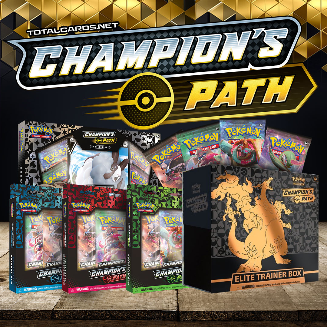 Pokemon Trainers, Follow the Champion's Path this September!!!