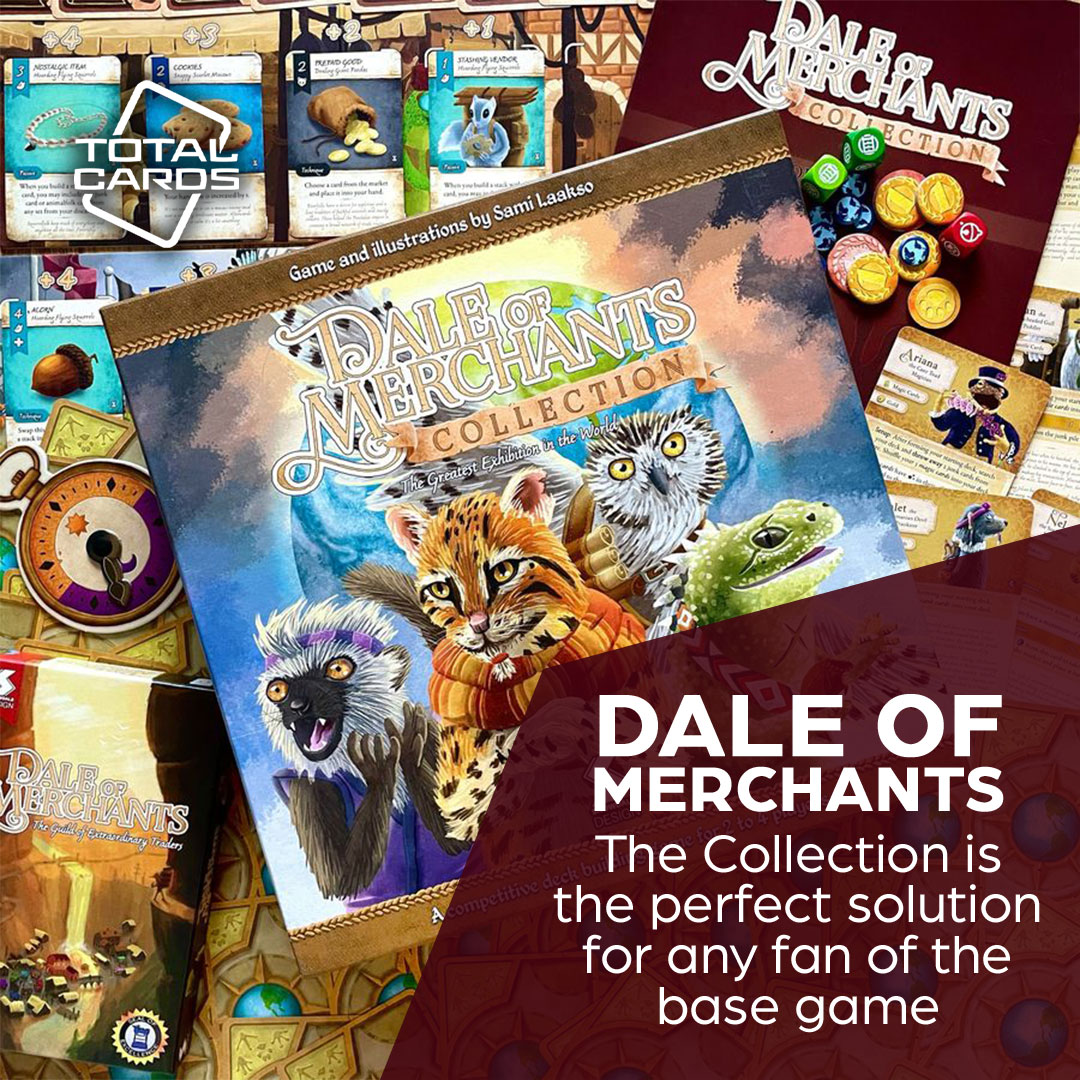 Build the Master Stall in Dale of Merchants Collection!