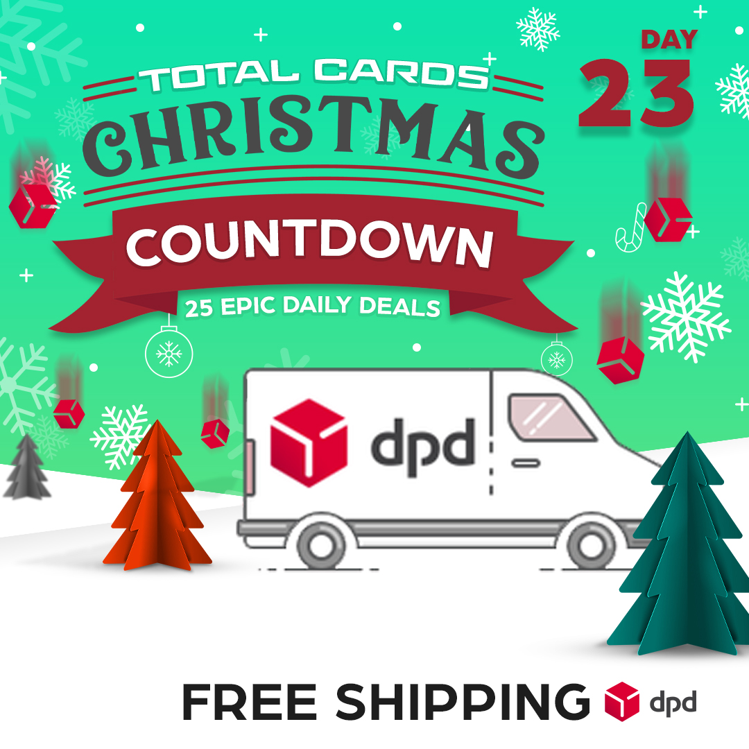 Day 23 Christmas Countdown - Free DPD Shipping