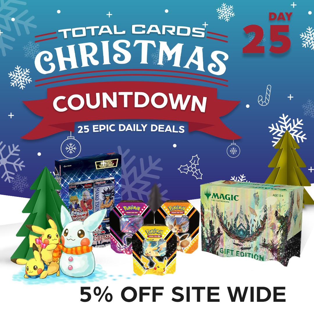 Day 25 Christmas Countdown - Merry Christmas!
