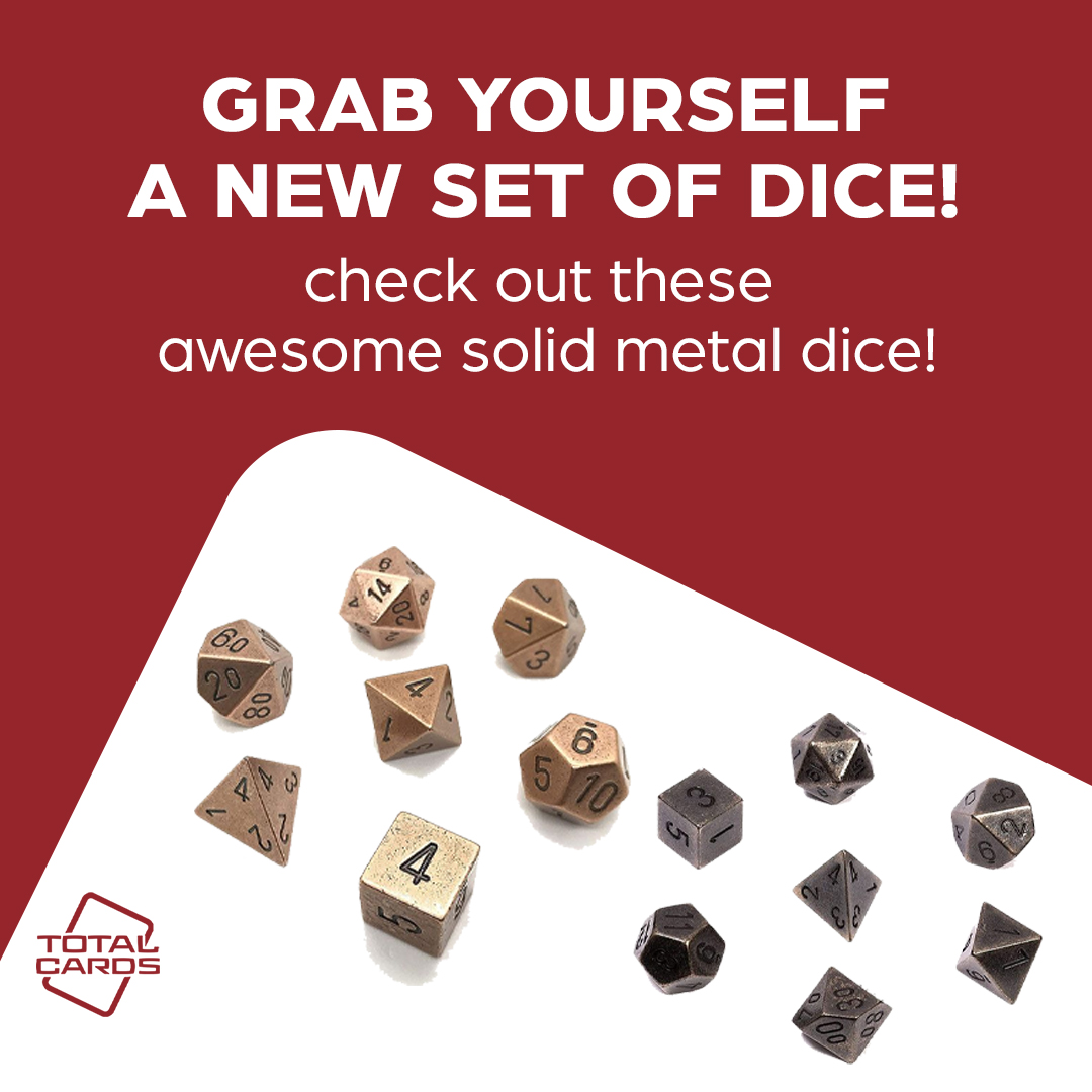 Grab a set of Dice!