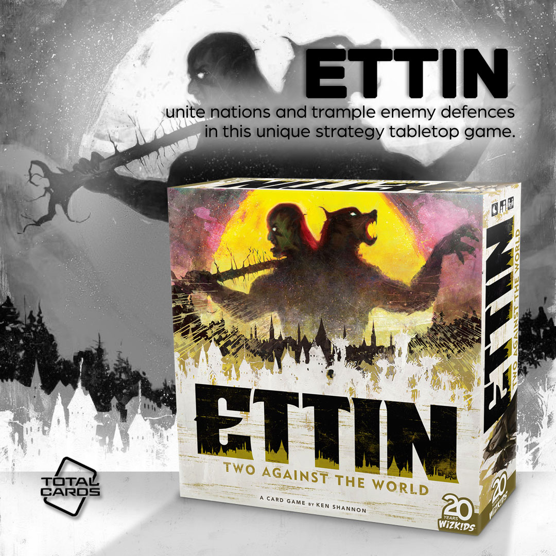 Become the two-headed giant in Ettin!