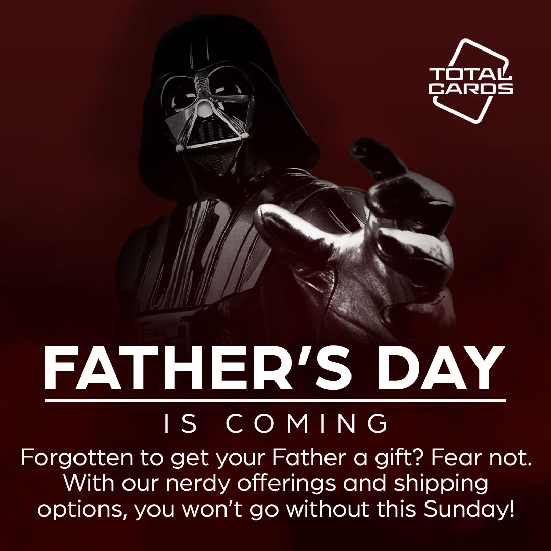 Grab some awesome presents for Father's Day!