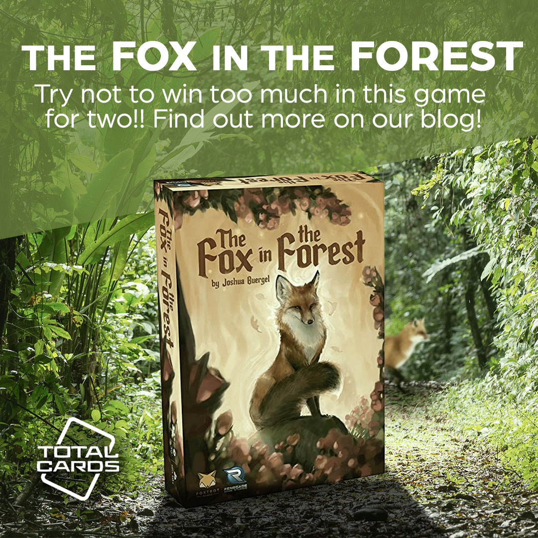 Try not to win too much in  The Fox in the Forest!