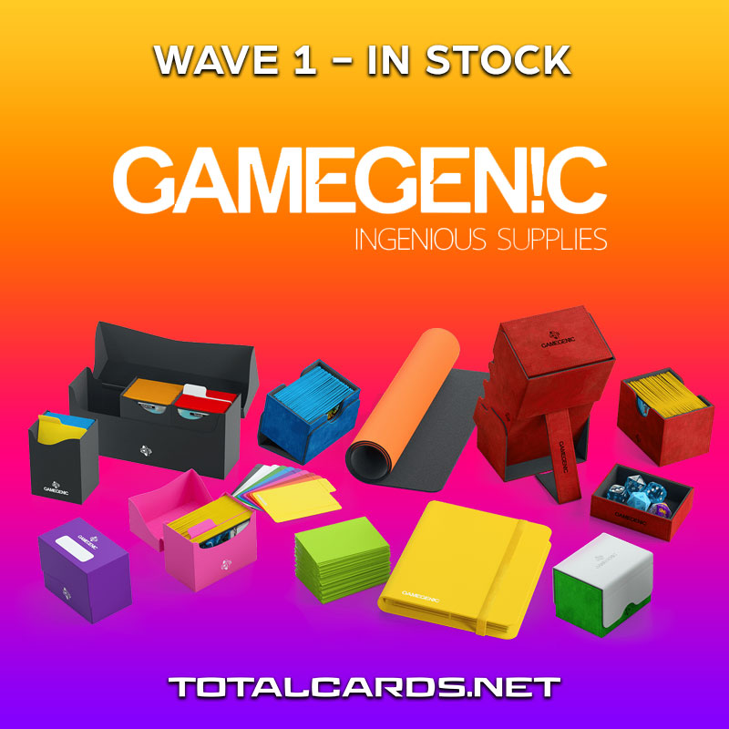 New Accesories From Gamegenic Now In Stock!!!