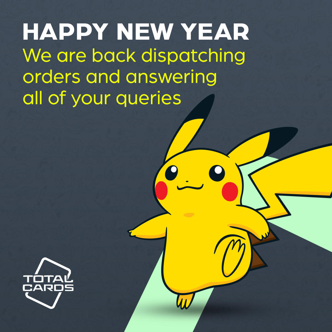 Happy New Year!!! We have now Moved and are dispatching orders!!! - January Update