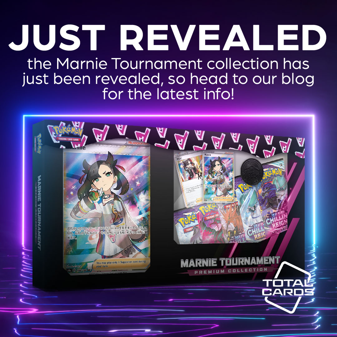Marnie Premium Tournament Collection announced for August release!