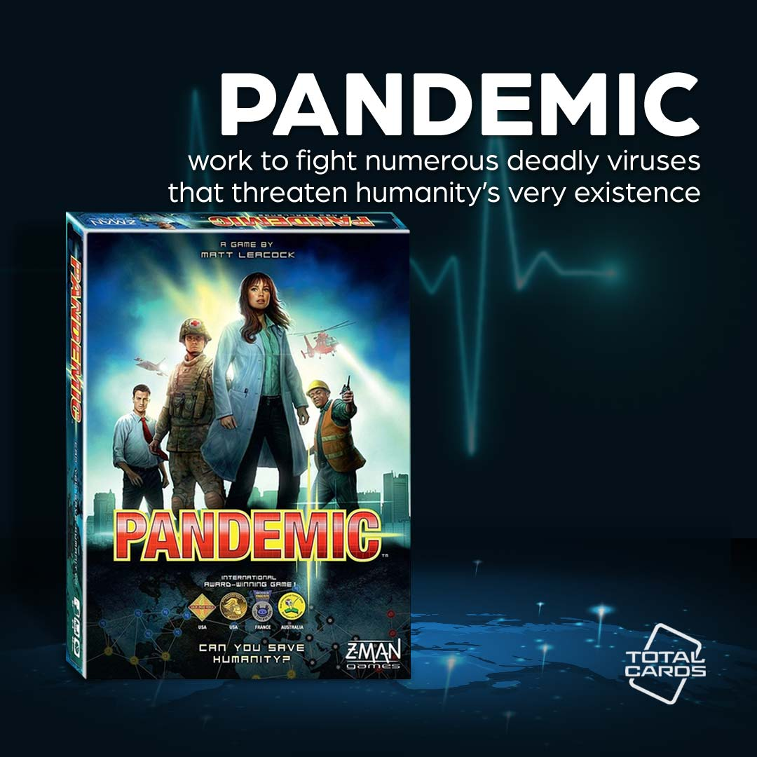 Stop the Pandemic!