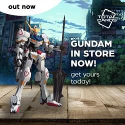 Gundam takes the stage!