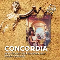 Concoct the perfect strategy in Concordia!