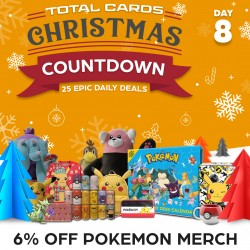 Day 8 of our Christmas Bonanza is Here!