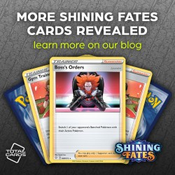 Brand New Cards Revealed For Shining Fates!