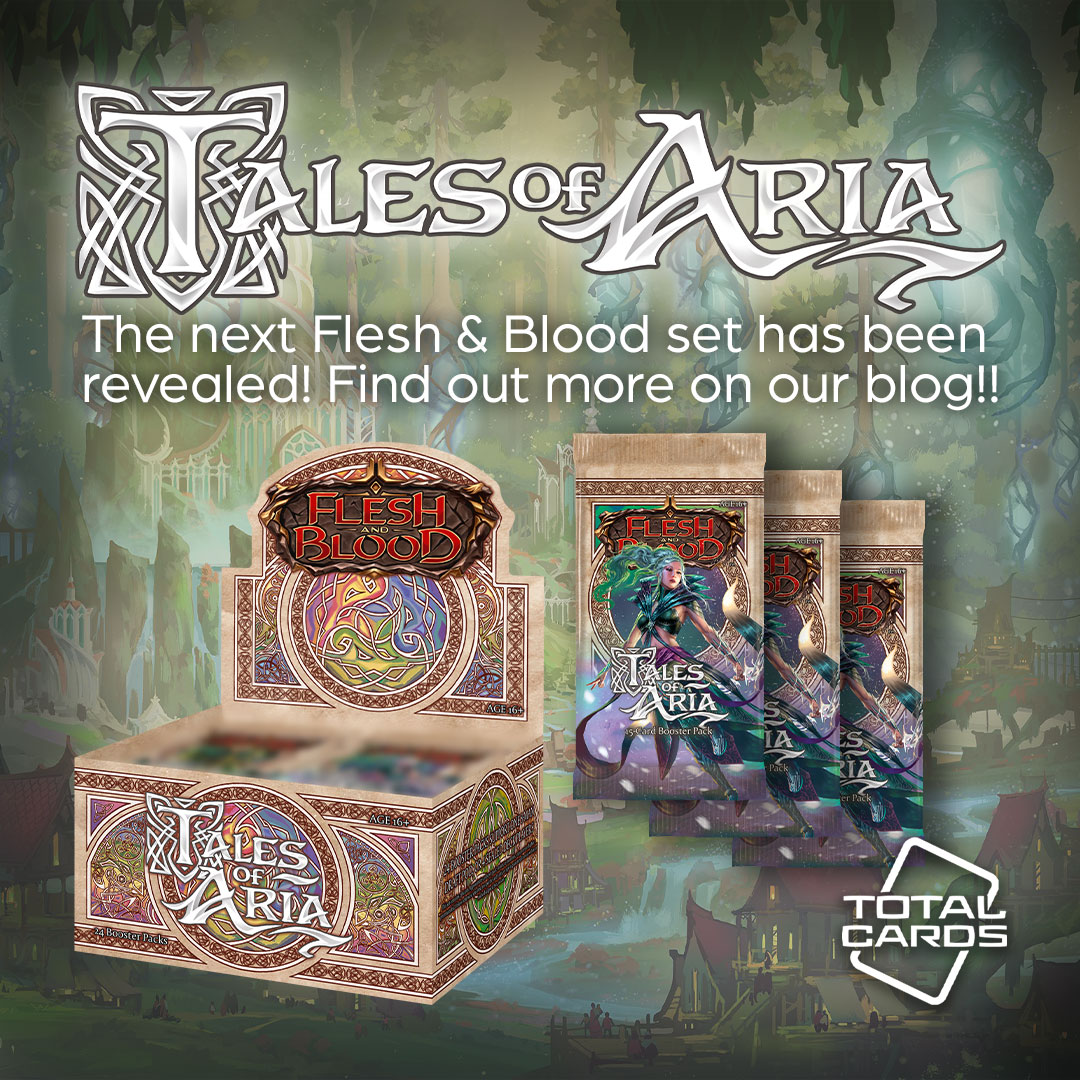 Flesh & Blood - Tales of Aria announced!