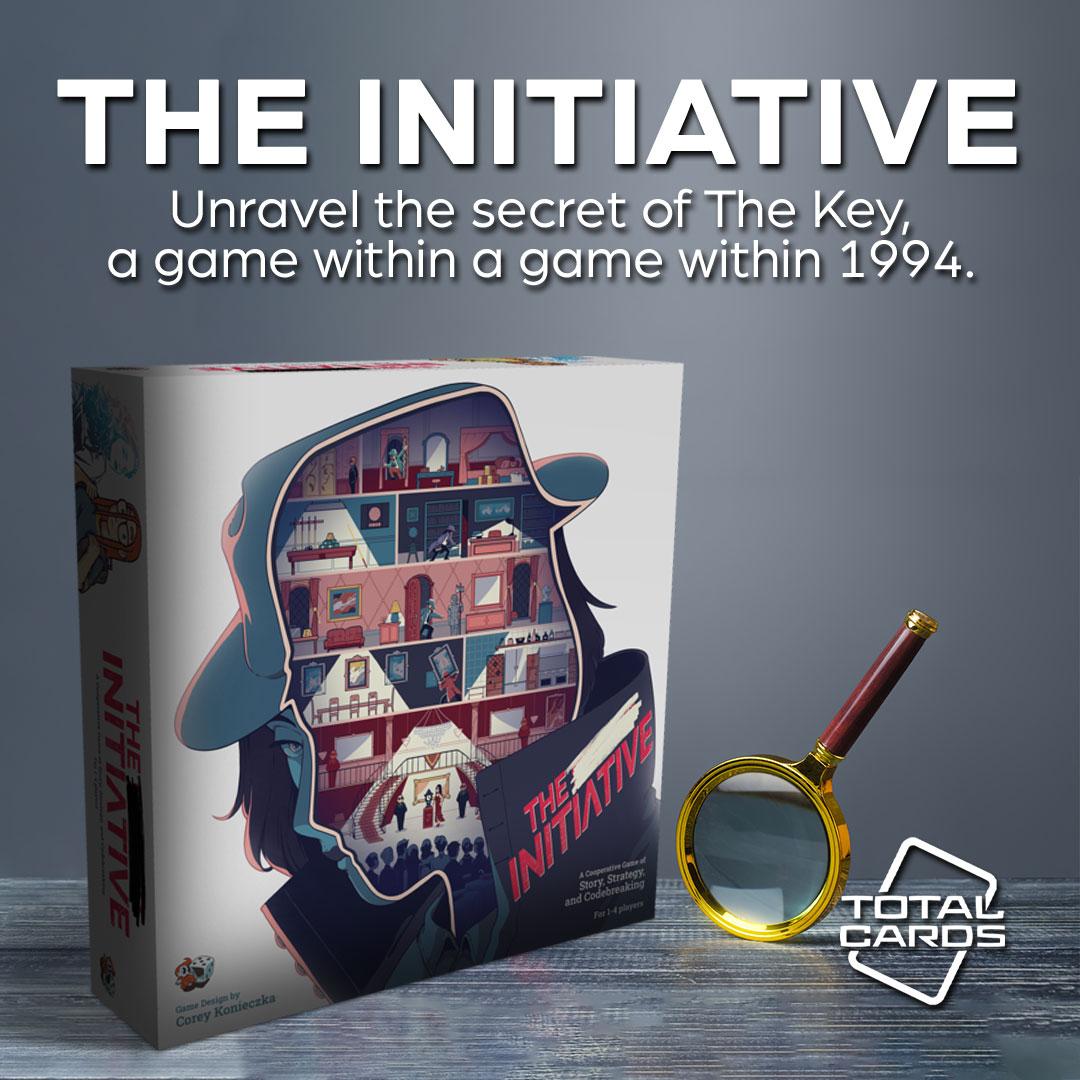 Discover dark secrets in The Initiative!