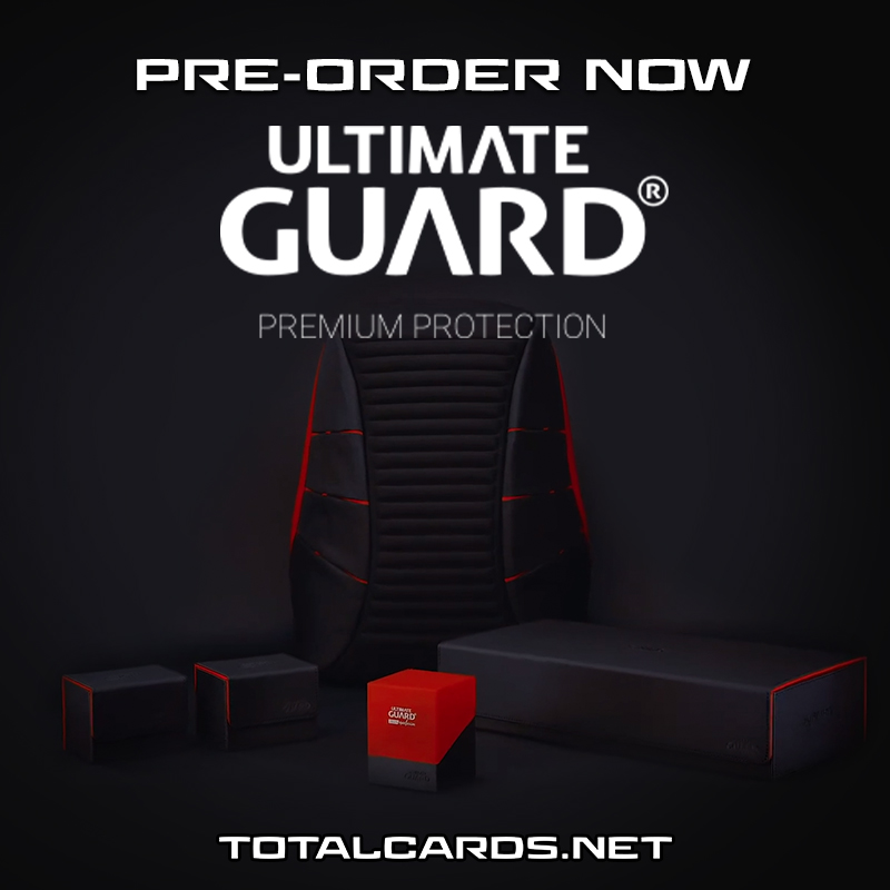 Ultimate Guard 2020 Exclusive Accessories Now Available to Pre-Order!!!