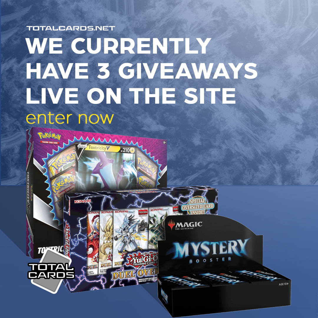 We have 3 Giveaways currently live! Get yourself entered in them all!