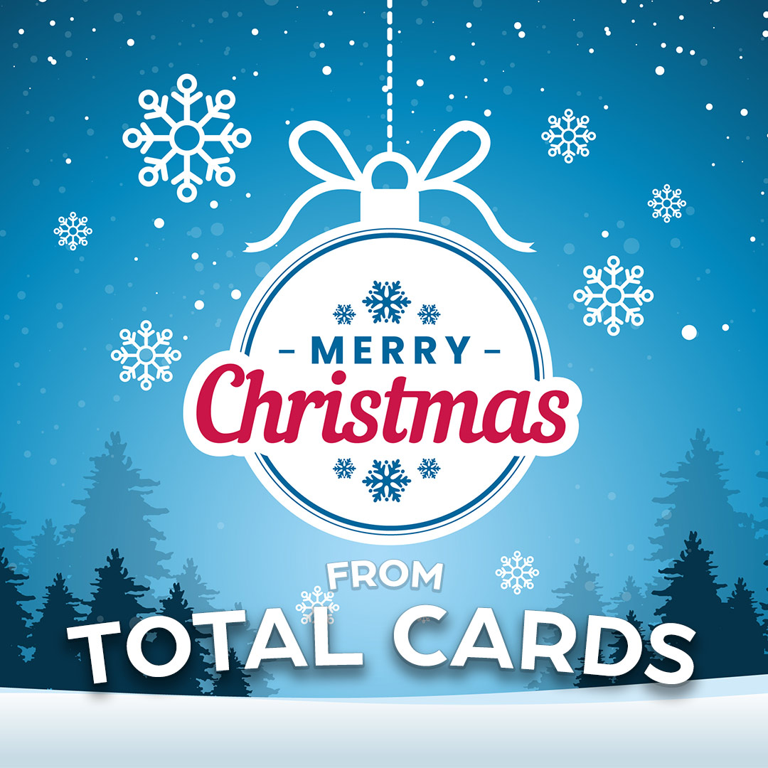 Merry Christmas From Total Cards & So Much More!
