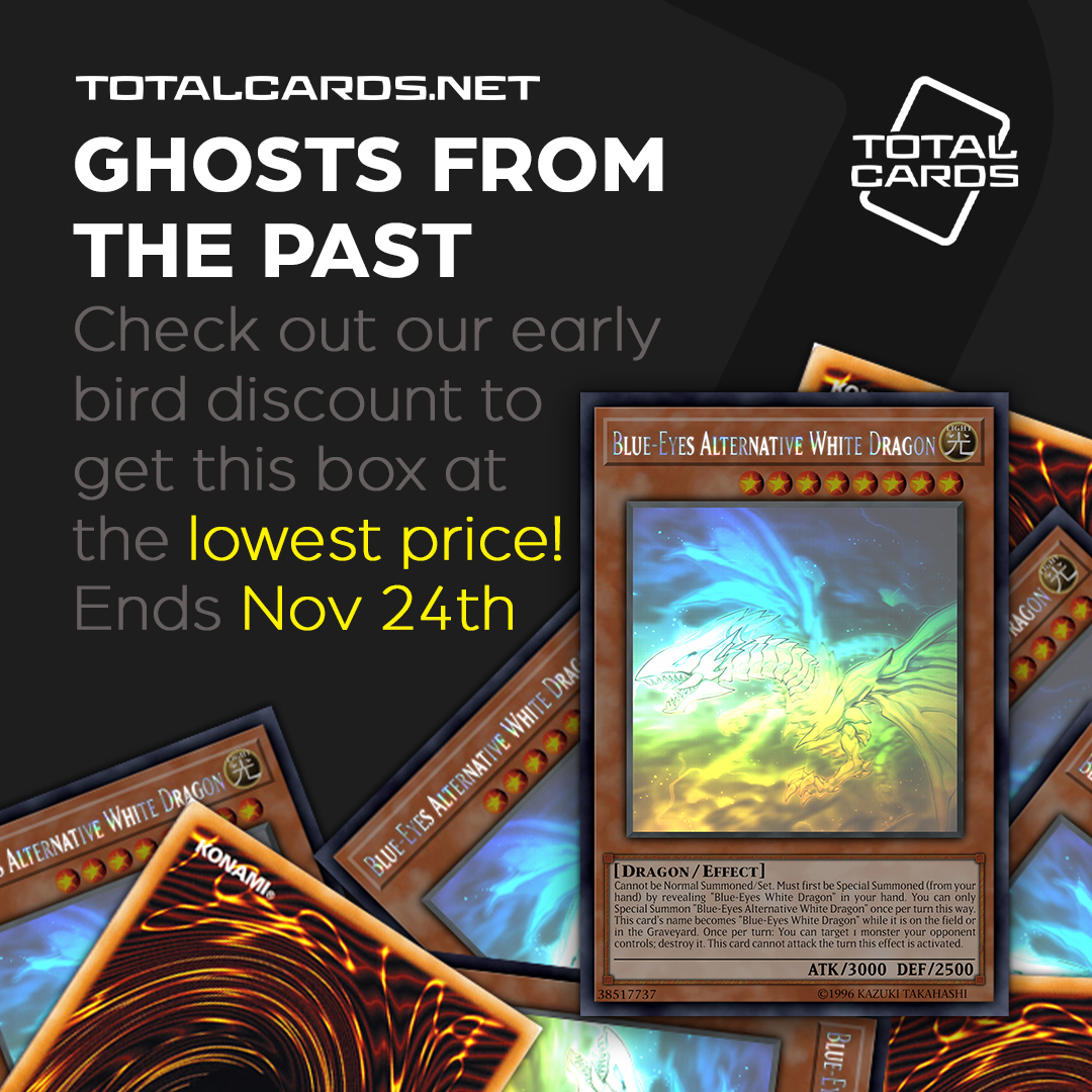 Pre-order Ghost from the Past now for an early bird discount!