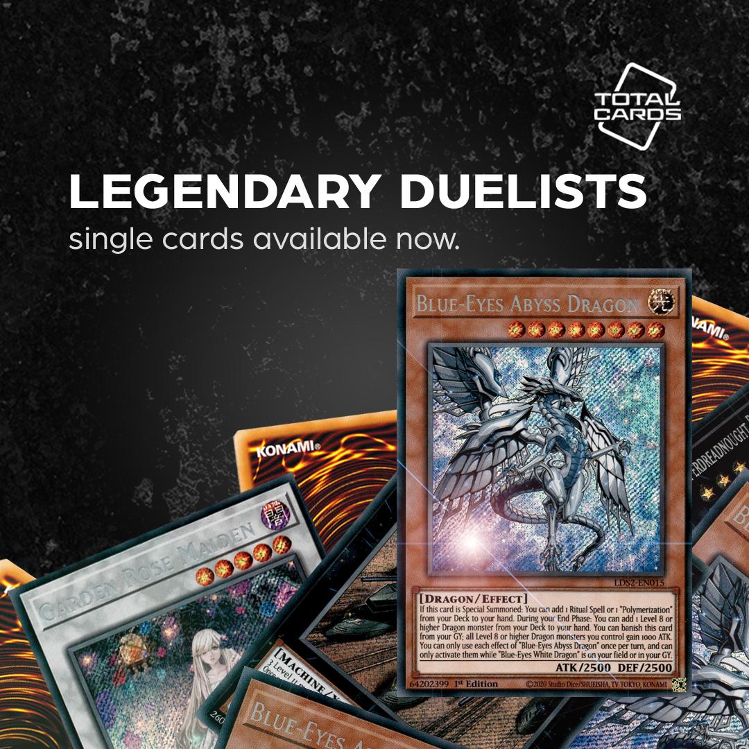 LDS2-EN015 Blue-Eyes Abyss Dragon Secret rare
